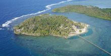 تملّكوا جزيرة خاصة في فيجي