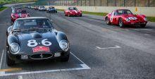 بيريللي تبتكر إطارات لفيراري 250 GTO الأغلى في العالم.