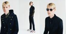 الستايل الملكي في قطع Dior Homme
