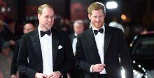 الأمير وليام إشبين شقيقه هاري سيتغيّب عن نهائي الكرة الانجليزية