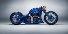 أغلى درّاجة ناريّة من هارلي ديفيدسون