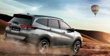 Toyota Rush  تنطلق في الإمارات