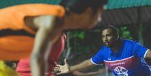 أيشام يصنع الفرق في كرة السلة المالديفية