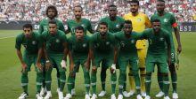 نجاة المنتخب السعودي من حادث طيران