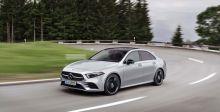 A-Class  Mercedes  تنطلق في أميركا