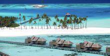 رحلة رومنسية بين المالديف وكانكون ومراكش