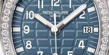 الأزرق يلف ساعات Patek Philippe