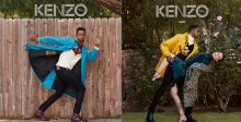 Kenzo تعبّر عن حبها للأزياء والأفلام