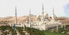 جامع الشيخ زايد يحصد لقبًا مرموقًا