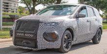 فورد وسيّارة  SUVكهربائيّة جديدة