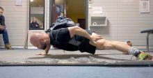 رقمٌ قياسيٌ جديدٌ في اللياقة البدنية