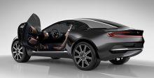 أستون مارتن وسيارة دفعٍ رباعيٍّ جديدة