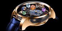 Astronomia كواكب وأحجار كريمة في ساعة!