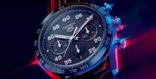 TAG Heuer و Porsche في الساعة الأنيقة