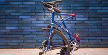 دراجة تطوى للسفر