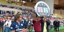 الفورمولا ١ وكرة القدم يتوحدان