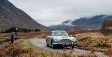 إعادة إحياء سيّارة أستون مارتن DB5 الأيقونيّة