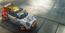 سيارة MINI الكهربائية جاهزة لخوض السباقات