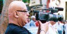 المخرج المصري خيري بشارة مكرّما في جدة