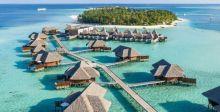 موسم الاعياد مع كونراد المالديف جزيرة رانغالي