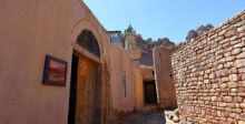 مسجد العظام وقبلة النبي في وادي القرى