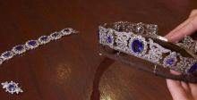 مجوهرات امبراطورية تحصد 3 ملايين دولار