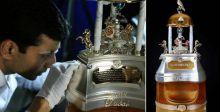زجاجة عطر تضم أكثر من 3500 ماسة في دبي