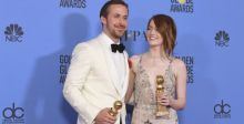 """فيلم""""لا لا لاند""""الأبرز في جوائز غولدن غلوب"""