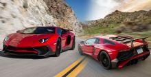 Lamborghini القوة و الجاذبية