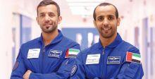 انطلاق أول رائد فضاء إماراتي الى محطة الفضاء الدولية