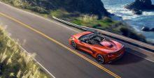 Chevy تكشف عن Corvette Convertible
