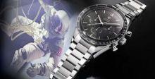 أوميغا ونسخة جديدة من ساعات أبولو أبولون