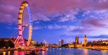 متعة السفر الى لندن
