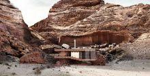 العيشُ في منزل في روائع الصحراء السعودية