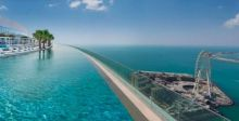 مسبح في دبي يدخل موسوعة غينيس