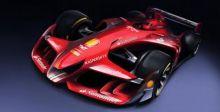 فيراري في سيارتها الجديدة في الفورمولا١ المقبل
