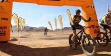 أوسكار بيجور يتصدر سباق الدراجات الصحراوية