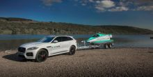 Jaguar Vector الكهربائي كالبرق