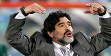 مارادونا يهاجم ميسي:يبوّل ويتقيأ قبل المباريات المهمة