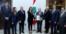 لبنان ينضم الى نادي الدول النفطية