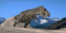 """الديناصور""""تي ركس"""" ليس سريعا بالعدو"""