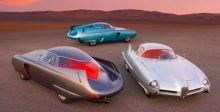سيارات إيطالية من كوكب آخر