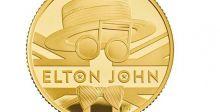 عملة تذكارية باسم إلتون جون