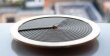 تصميمُ ساعة الرمل تمثيلا للحدائق اليابانية