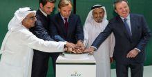 إفتتاح أكبر متجر رولكس في العالم في دبي