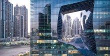 """مبنى """"أوبوس"""" زها حديد في دبي"""