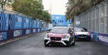 جاكوار السبّاقة في تنظيم سباق السيارات الكهربائية