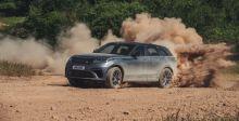 لـ Range Rover Velar الجديد مهمّة والنّجاح ضروريّ!