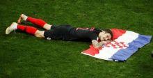 مجلس وزاء كرواتيا ينعقد بزي المنتخب الفائز