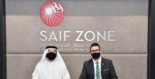 حرة مطار الشارقة تعزز جاذبيتها للشركات العالمية